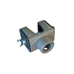 Coupler between shift shift rod and transmission nose cone jockey stick - Under-carriage - Rear suspension and gearbox - Clutch and shift rod  - Generic