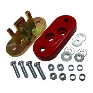 Early model transmission mount adaptor to late model (Urethane) - Under-carriage - Rear suspension and gearbox - Urethane transmission mounts  - Bugpack