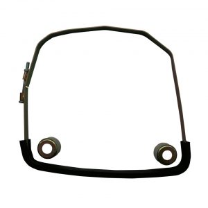 Rear transmission strap kit - Under-carriage - Rear suspension and gearbox - Gearbox strap kit  - Generic