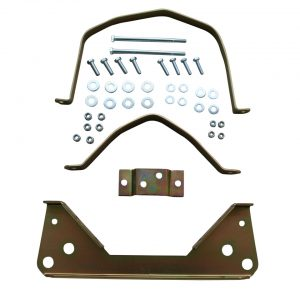 Transmission strap kit, fully fixed - Under-carriage - Rear suspension and gearbox - Gearbox strap kit  - Bugpack