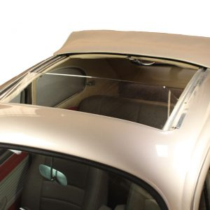Winddeflector for sliding roof, blanco - Exterior - Convertible tops - Winddeflector for sliding roof  - BBT Production