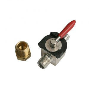 Fuel shut off valve for aluminium gas tank - Under-carriage - Gas tanks & conduct-pipes - Gas tank replacement  - Generic
