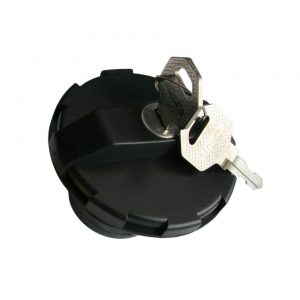 Gas cap with keysScrew fitment, economy - Under-carriage - Gas tanks & conduct-pipes - Gas cap  - Generic