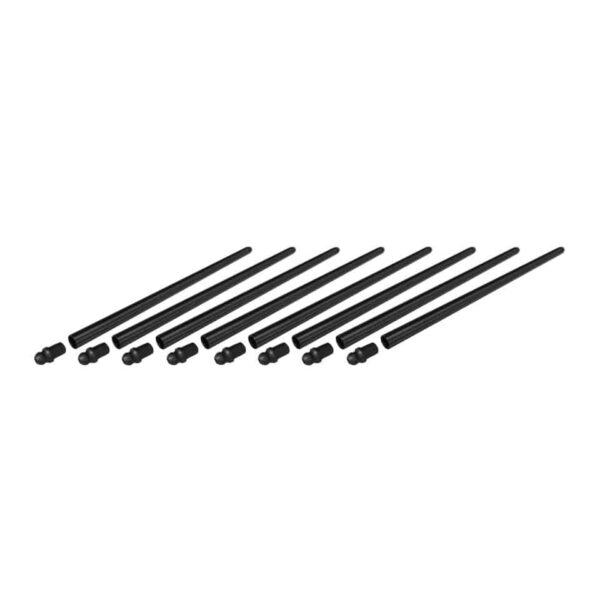 Long push rods, 8 pieces - Engine - Lower block - Cam shaft and parts (XView 5-03)  - Generic