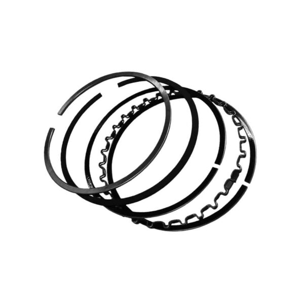 90 mm - Engine - Lower block - Piston rings  - Generic