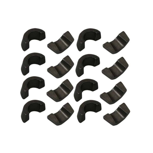 Retainer clips 25/30 hp / Okrasa style8 pairs - Engine - Lower block - Cilinder heads (XView 5-04)  - Generic