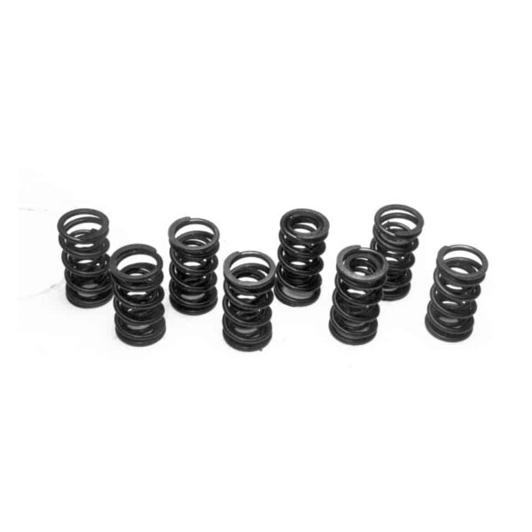 Dual valve springs8 pieces - Engine - Lower block - Cilinder heads (XView 5-04)  - Generic