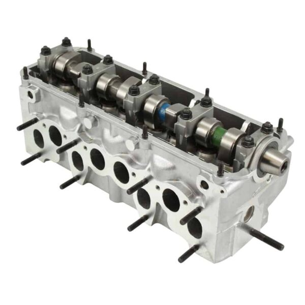 Cylinder head T25 - 1600cc Diesel 81-85 / complete, mechanical Lifters - Engine - Lower block - Cylinder heads  Type 25  - Generic