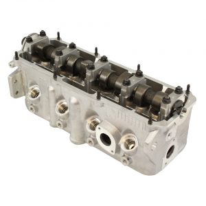 Cylinder head T25 - 1600cc Diesel 85-89 / complete, hydrolic Lifter - Engine - Lower block - Cylinder heads  Type 25  - Generic