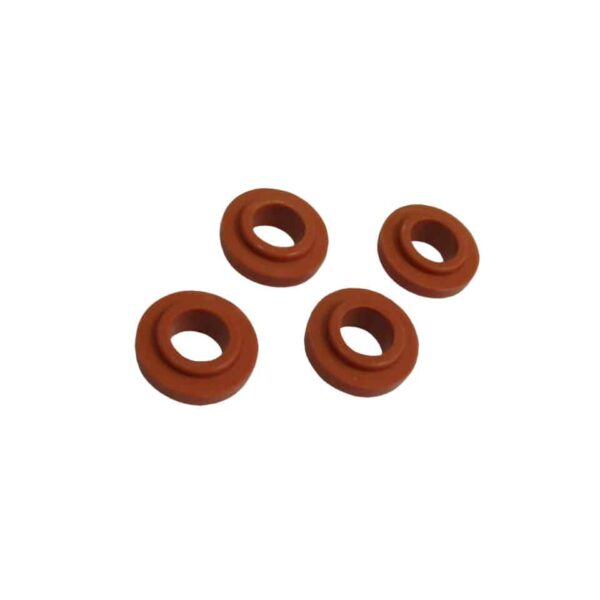 Replacement seals for oil cooler (or adapter)4 pieces - Engine - Oil circuit - Stock style oil cooler  - Generic
