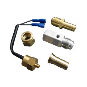 Thermostat switch - Engine - Oil circuit - Supplementary oil cooler  - Generic