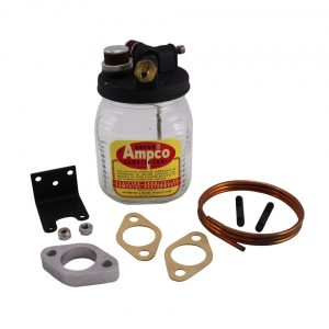 AMPCO lubricator - Engine - Oil circuit - AMPCO lubricator  - Generic