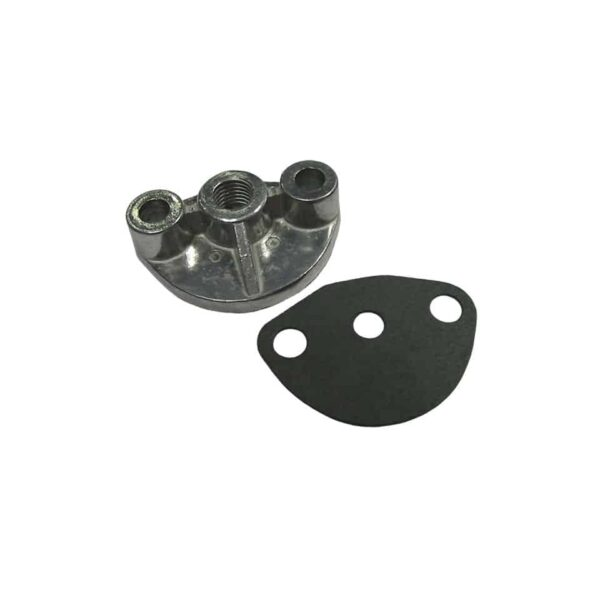 Fuel pump block off Type1 - Engine - Fuel and intake - Fuel pump flange and seals  - Generic