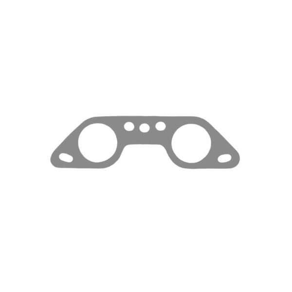 Gasket between cylinder head and manifold - Engine - Fuel and intake - Manifold seals  - Generic