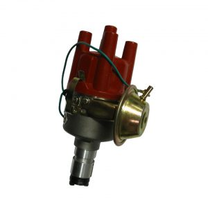 Distributor with vacuum - Engine - Ignition - Distributors and accessories  - Generic