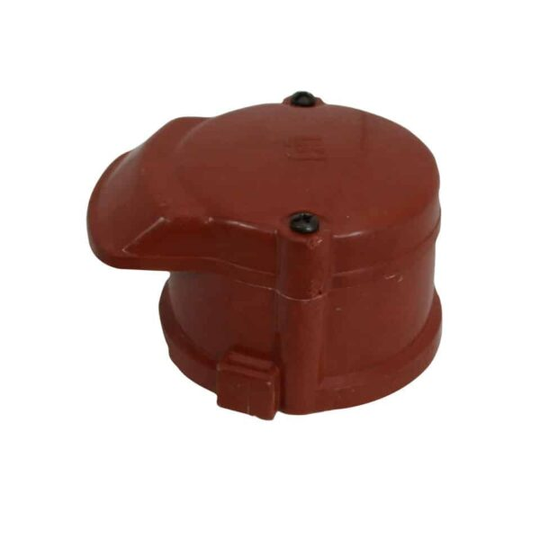 Distributor cap, 25 hp, Flat top - Engine - Ignition - Distributor caps  - Generic