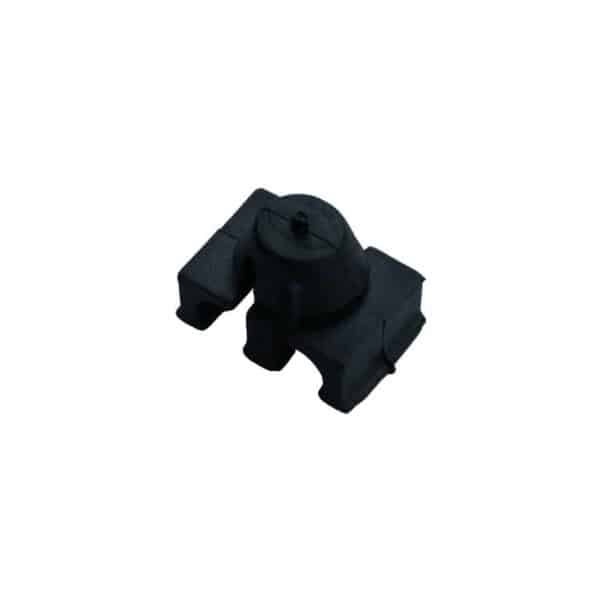 Ignition cable holder 2 cables, original - Engine - Ignition - Spark plugs wire retainers  - Generic