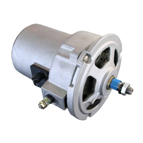 New 12V alternator - Engine - Pulley and loading circuit - Generator, alternator  - Generic