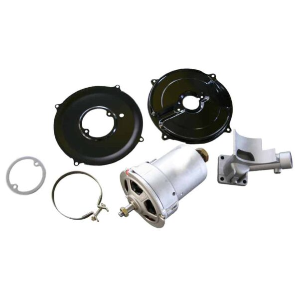 Alternator conversion kit - Engine - Pulley and loading circuit - Alternator conversion kit  - Generic