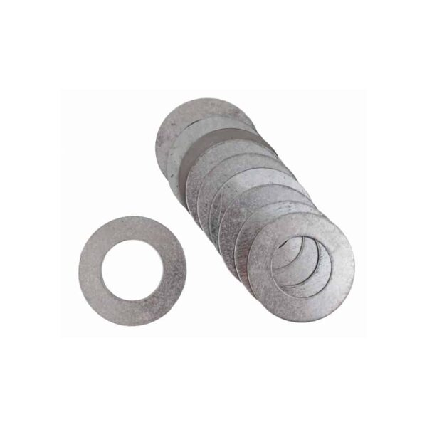 V-belt shims10 pieces for 1 pulley - Engine - Pulley and loading circuit - Generator pulley  - Generic