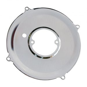 Outer plate, chrome - Engine - Pulley and loading circuit - Backing plate  - Generic