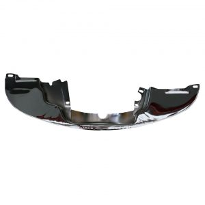 Sheet behind engine, chrome, without heating system without pre-heating - Engine - Engine cooling tin - Engine front and rear sheet metal  - Generic