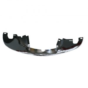 Sheet behind engine, chrome, without heating with pre-heating - Engine - Engine cooling tin - Engine front and rear sheet metal  - Generic