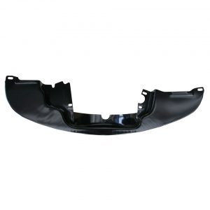 Sheet behind engine, black, without heating without pre-heating - Engine - Engine cooling tin - Engine front and rear sheet metal  - Generic