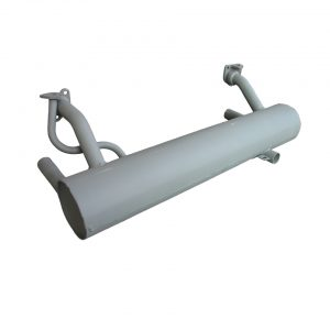 Exhaust 25/30HP - Engine - Exhaust and accessories - Original style exhausts  Bus, T 181, Type 3, Type 4  - Generic
