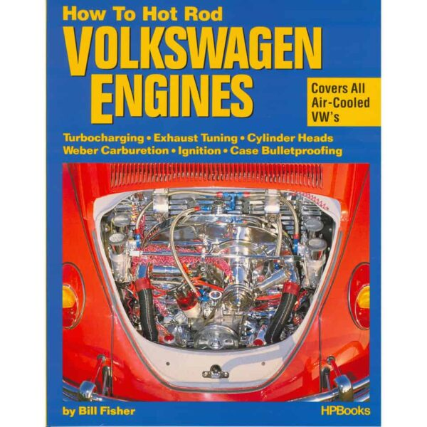 How to Hot Rod Volkswagen EnginesEnglishBill Fisher - Manuals - Books - Technical books  Beetle/Karmann Ghia  - Bugpack