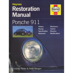 Porsche 911EnglishLindsay Porter & Peter Morgan - Manuals - Books - Informative books Bus/ Type 3/ Porsche  - Generic