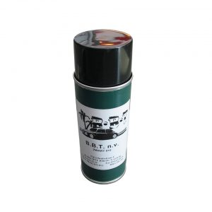 Aerosol heat-resistant paintblack 400 ml - Maintenance products - Maintenance products - Maintenance  - BBT Production