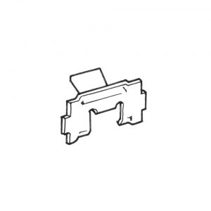 Clips for running-board with 18 mm moulding10 pieces - Exterior - Wings and runningboards - Beetle runningboards  - Generic
