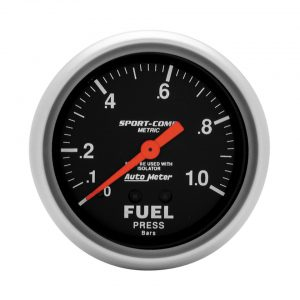 Fuel pressure Sport Comp - Electrical section - Autometer - Autometer instruments  - Generic