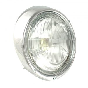 Headlight with rim - Electrical section - Headlights and accessories - Straight headlights  - Generic