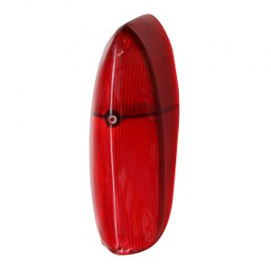 Lens taillight rear red (USA) - Electrical section - Lights and glasses - Tail lights Type 3  - Generic