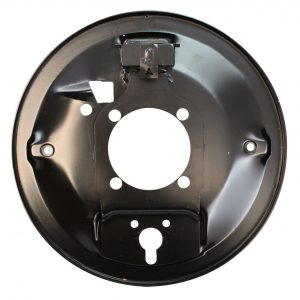 Backing plate, rear right - Under-carriage - Brakes - Backing platesSold each  - BBT Production