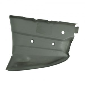 Bumperretainer on plate rear, right - Exterior - Body parts - Bodywork Karmann Ghia (XView 1-04)  - Generic