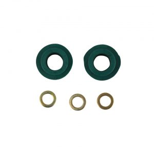 Oil cooler adapting seal kit, 8 mm to 10 mm - Engine - Oil circuit - Stock style oil cooler  - Generic