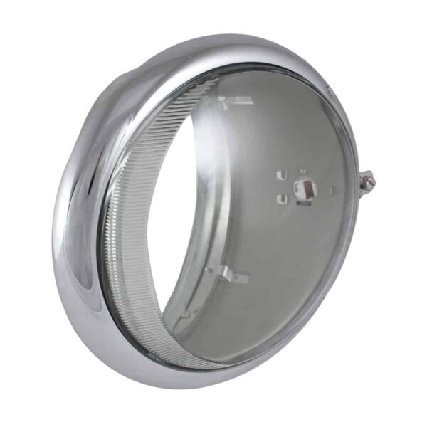 Headlight USA, right, superior quality - Electrical section - Headlights and accessories - Sloping headlights  - Generic