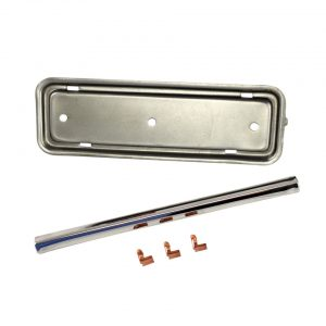 Radio block off plate - Interior - Dashboard and accessories - Radio hole covers  - Generic