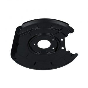 Dust cover behind brake disc - Under-carriage - Brakes - Brake discSold each  - Generic