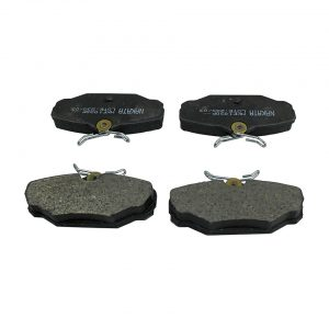 Kit brake pads for brake disc kit rearFor BBT #1278 and 1279, sold by set of 4 pieces. - Under-carriage - Brakes - Brake disc kit  - Generic