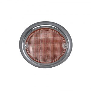 Turn signal lens, rightwhite - Electrical section - Lights and indicators - Direction indicators  Bus  - Generic