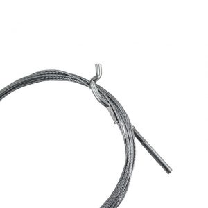 Gas cable, left/right hand drive, 1302/03 included. Also for Type 3 for single intake and double carburation. - Under-carriage - Cables - Gas cables  - Generic