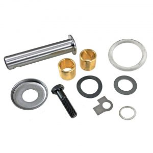 King pin repair kit, central - Under-carriage - Front suspension - Front axle  Bus -07/67 (XView 4-11)  - Generic