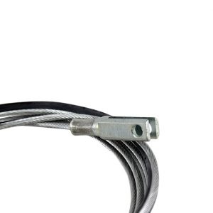 Clutch cable, left/right hand drive - Under-carriage - Cables - Clutch cables  - Generic
