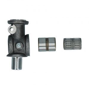 King pin lower with needle bearing - Under-carriage - Front suspension - Spindle  Bus -07/67 (XView 4-12)  - Generic