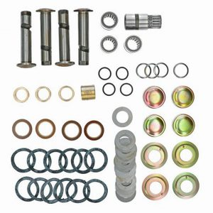 Link pin set - Under-carriage - Front suspension - Spindle  Bus -07/67 (XView 4-12)  - Generic