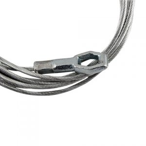 Clutch cable - Under-carriage - Cables - Clutch cables  - Generic